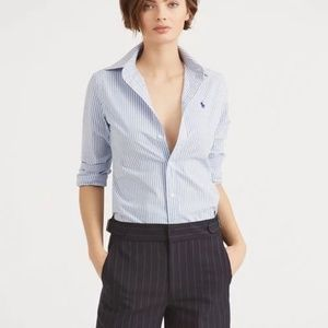 Ralph Lauren Slim Stretch Shirt